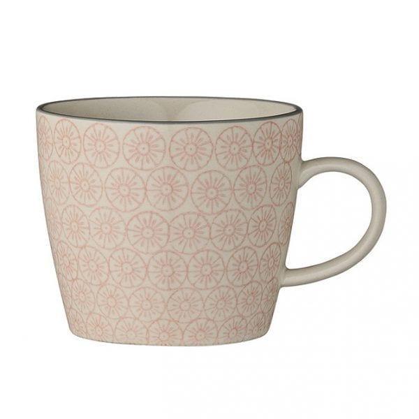 Mug Cécile - Rose - Bloomingville - Songes - 21100408_b