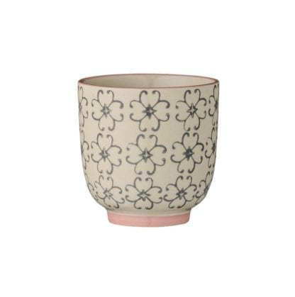 Mini mug Cécile - Gris