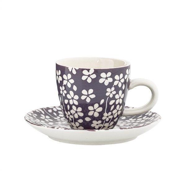 Tasse à café Seeke - Violet - Bloomingville - Songes - 21104719_a