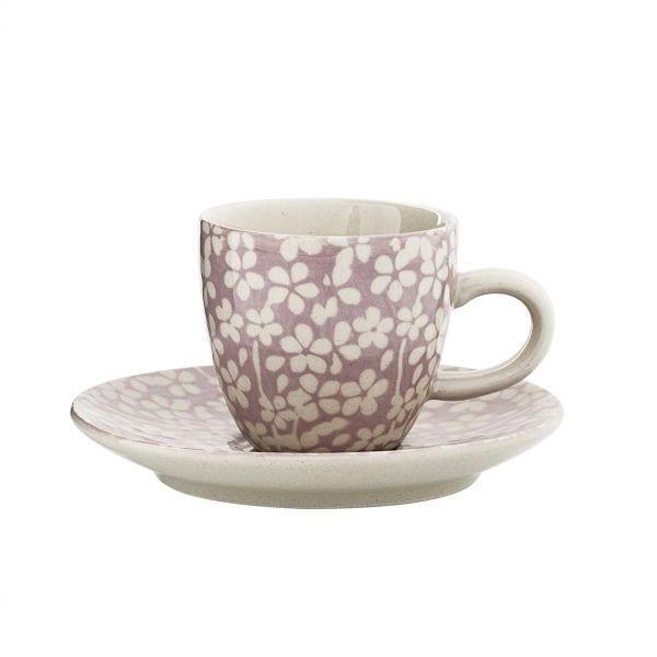 Tasse à café Seeke- Rose - Bloomingville - Songes - 21104719_b