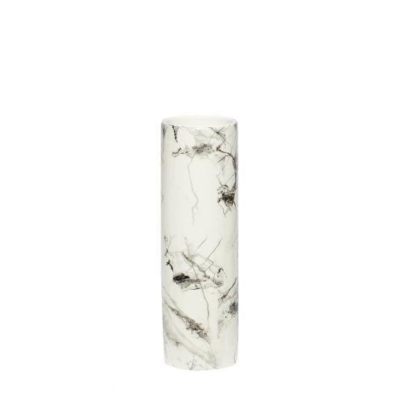 Vase - Motif marbre M - Hübsch - Songes - 250214