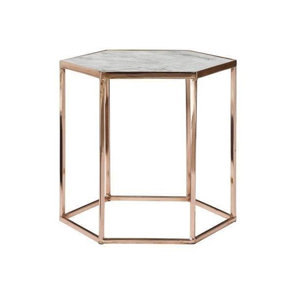 Table basse hexagonale - Bloomingville - Songes - 27140001