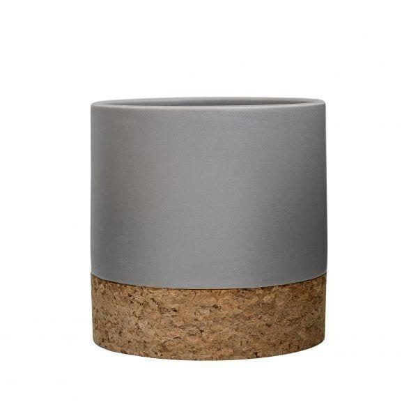 Cache-pot - Gris - Bloomingville - Songes - 32602169