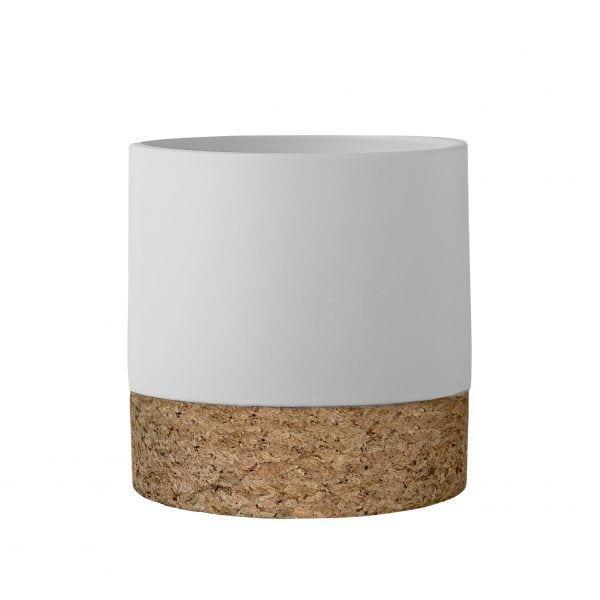 Cache-pot - Blanc - Bloomingville - Songes - 32602170