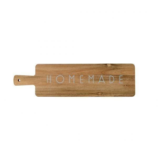 Planche en bois - Homemade - Bloomingville - Songes - 40701429