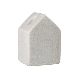 Bougeoir marbre - Maison