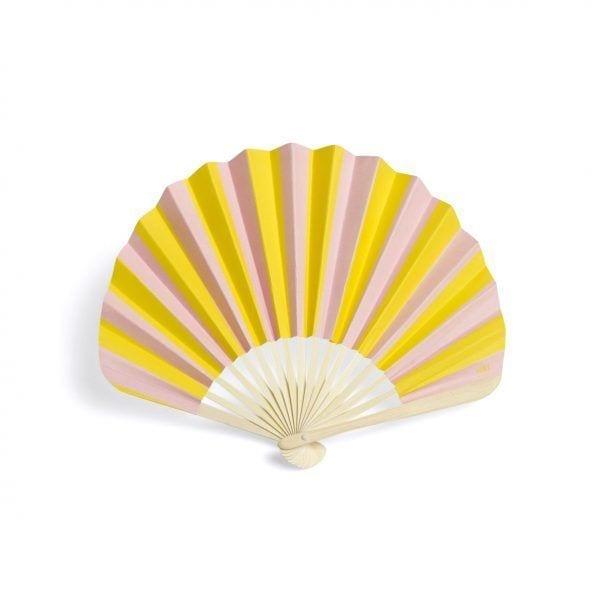 Eventail - Rose/jaune - Hay - Songes - 505031_g