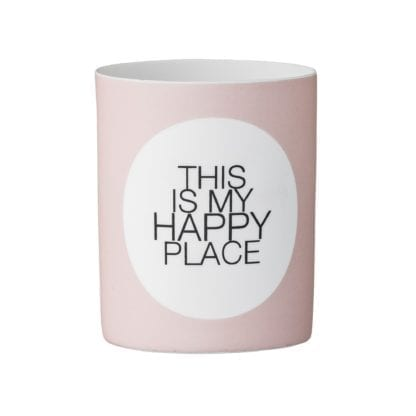 Photophore - Happy place rose