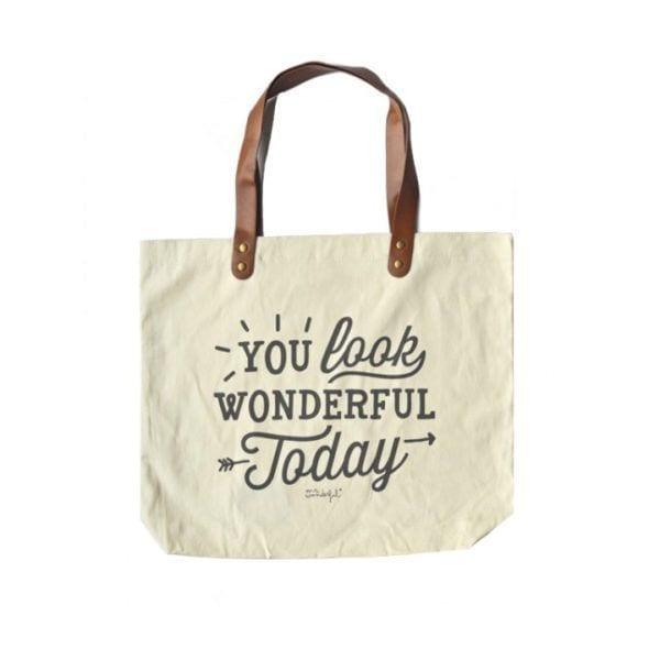 Tote bag - Wonderful - Mr. Wonderful - Songes - 8435460701198