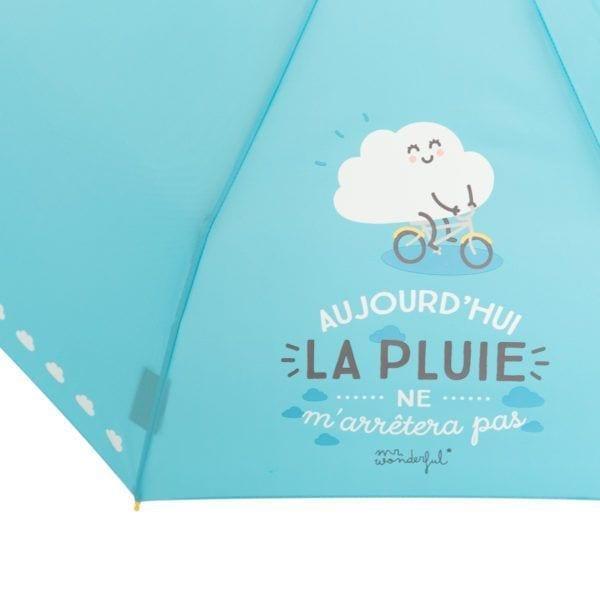 Parapluie - La pluie - Mr. Wonderful - Songes - 8435460706971-2