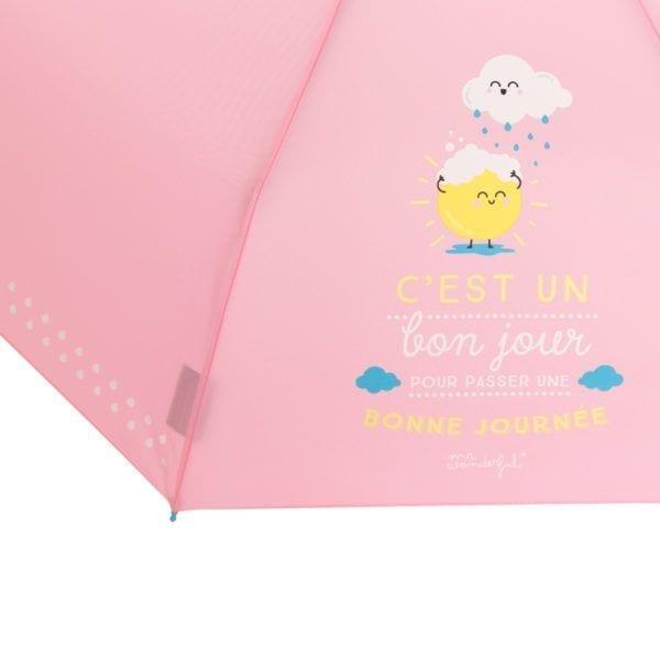 Parapluie - C'est un bon jour - Mr. Wonderful - Songes - 8435460706988-2