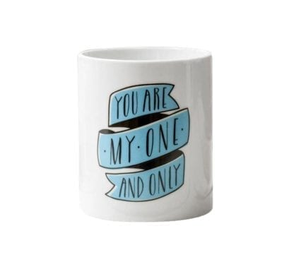 Mug one and only