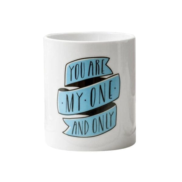 Mug - One and only - Mr. Wonderful - Songes - 8436547182374
