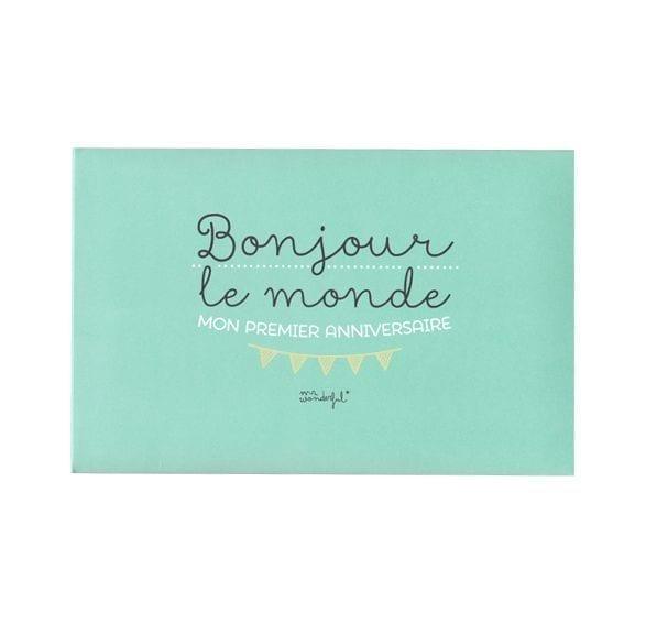 Album photo - Bébé - Mr. Wonderful - Songes - 8436547188154
