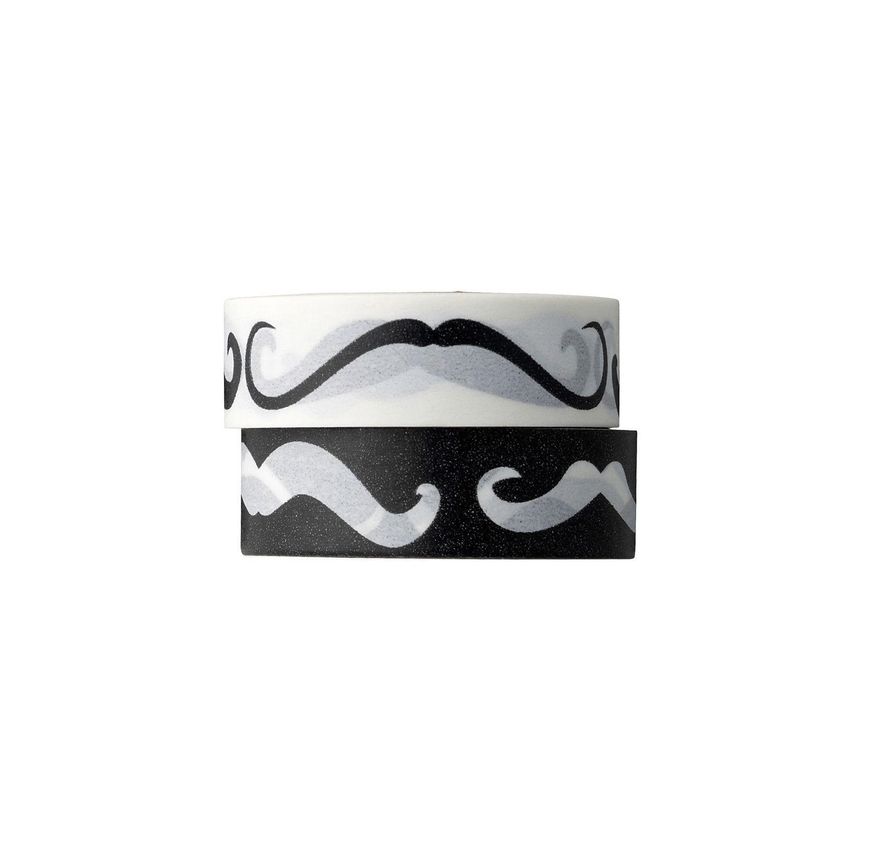 Scotch à motifs - Moustaches