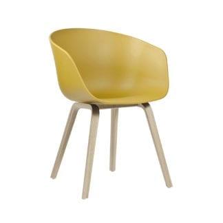 Chaise AAC 22 - Mustard