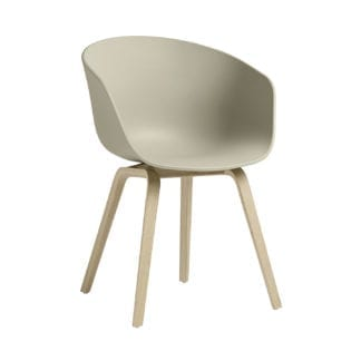 Chaise AAC 22 - Pastel green