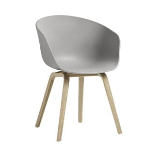 Chaise AAC 22 - Concrete grey