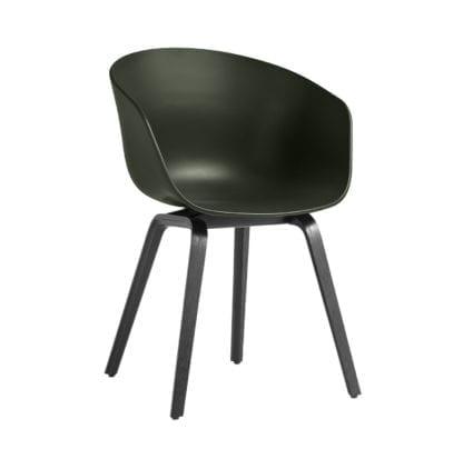 Chaise AAC 22 - Green (noir)