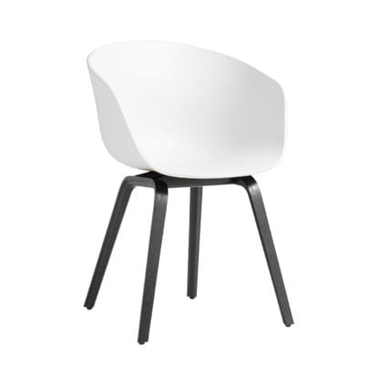 Chaise AAC 22 - White (noir)