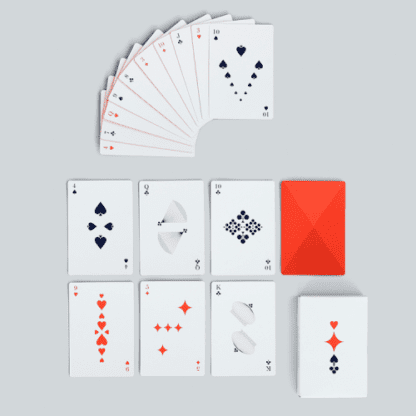 Playing cards Hay