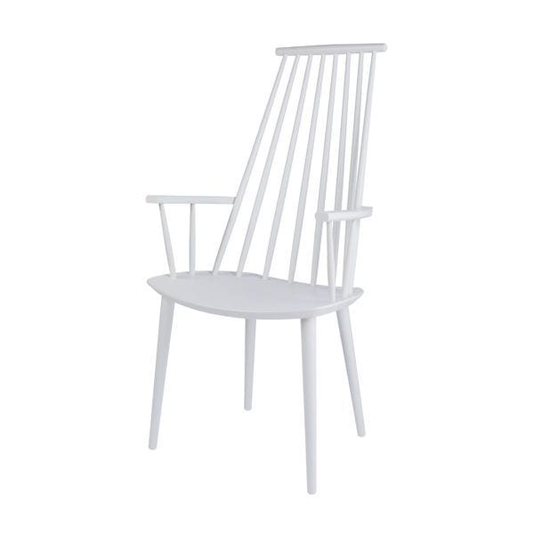 Chaise J110 - Blanc - Hay - Songes - J110 white 01