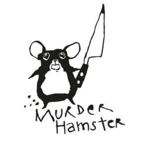Sticker murder hamster
