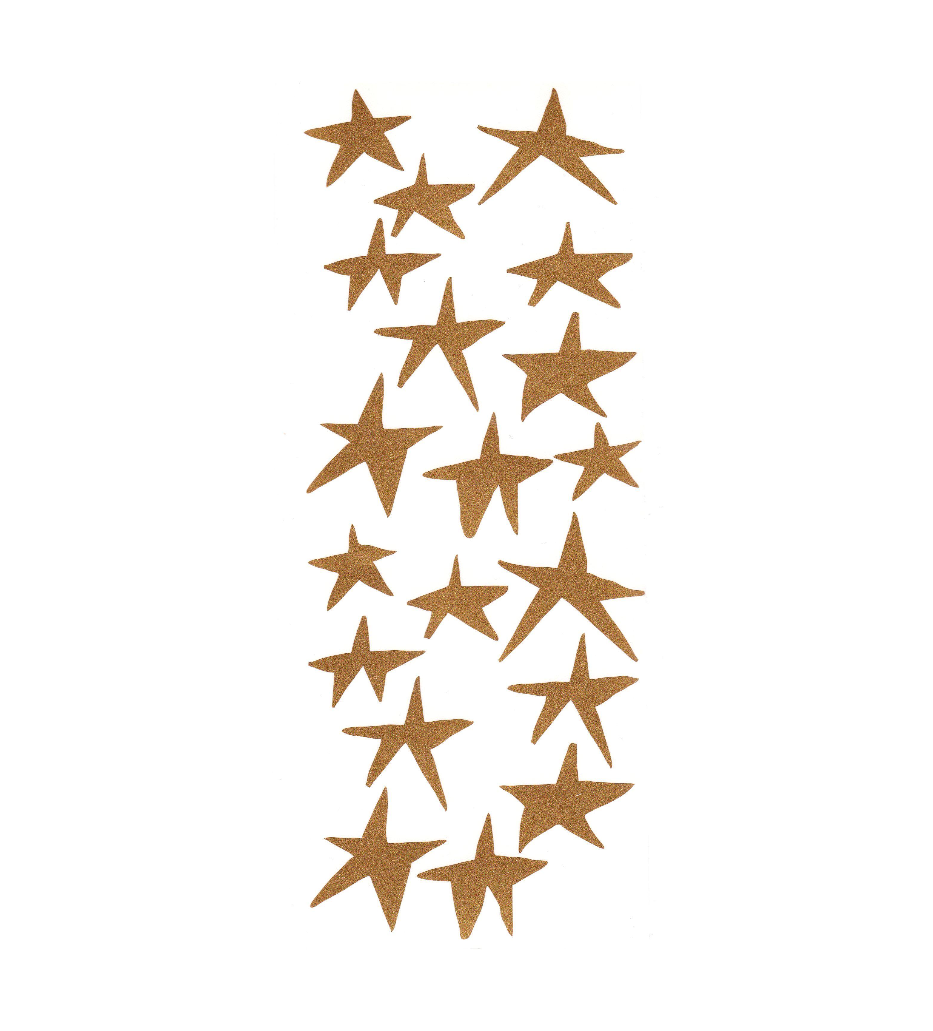 Sticker nuit d'étoiles
