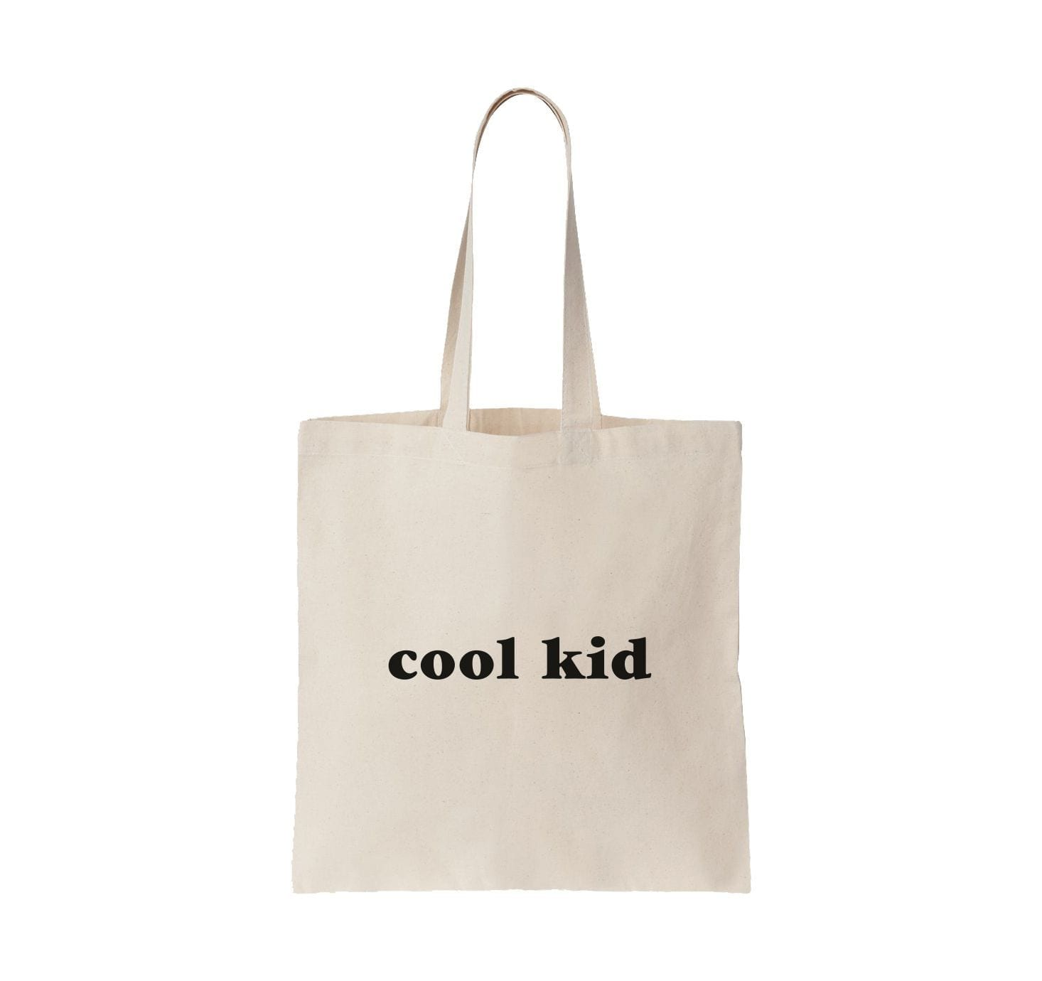 Tote bag cool kid