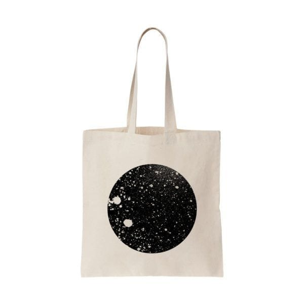 Tote bag - Moon - Oelwein - Songes - TBMO