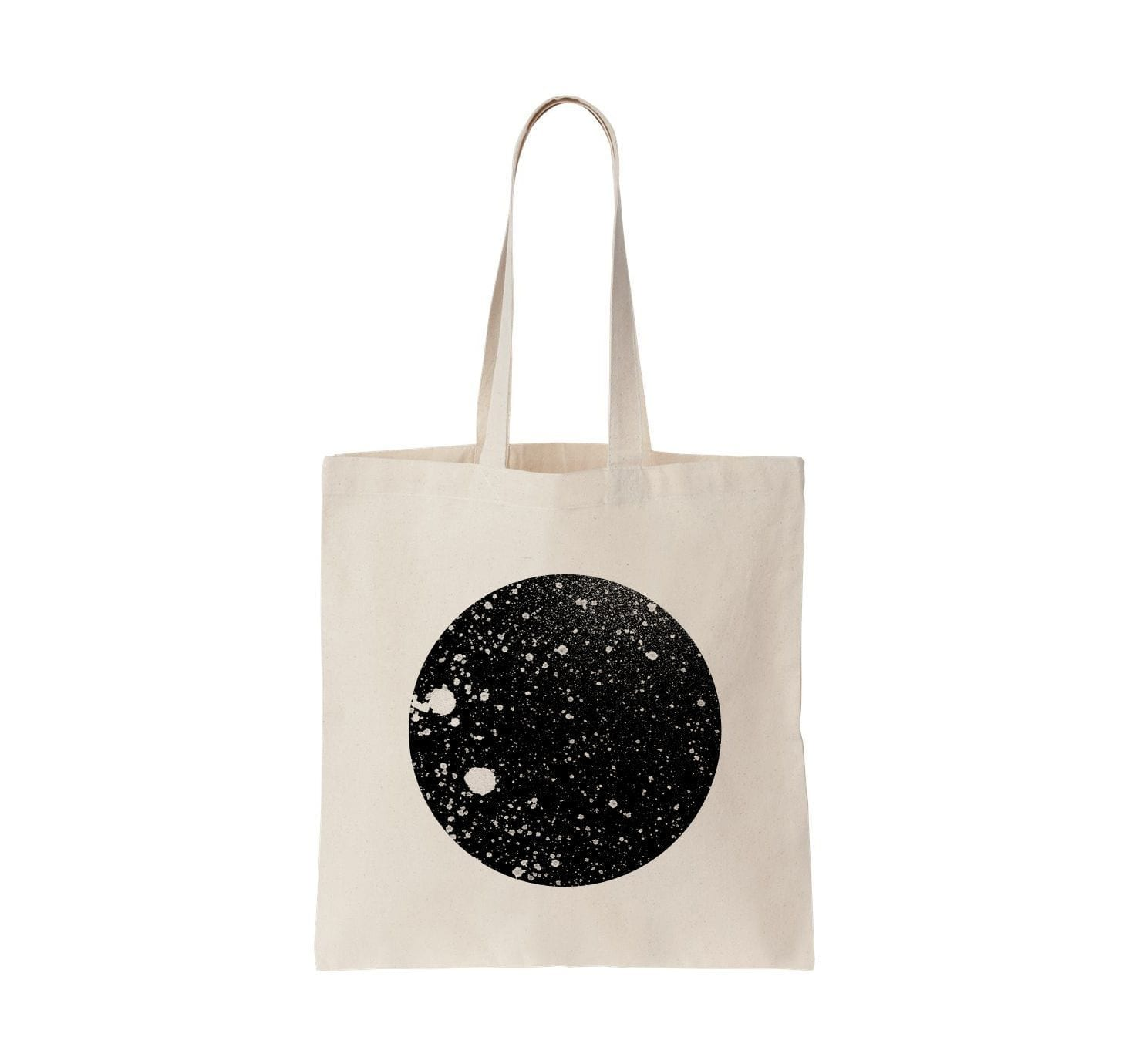 Tote bag moon