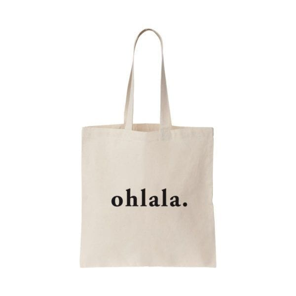 Tote bag - Ohlala - Oelwein - Songes - TBOH