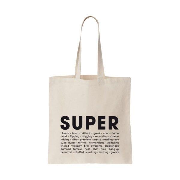 Tote bag - Super - Oelwein - Songes - TBSU