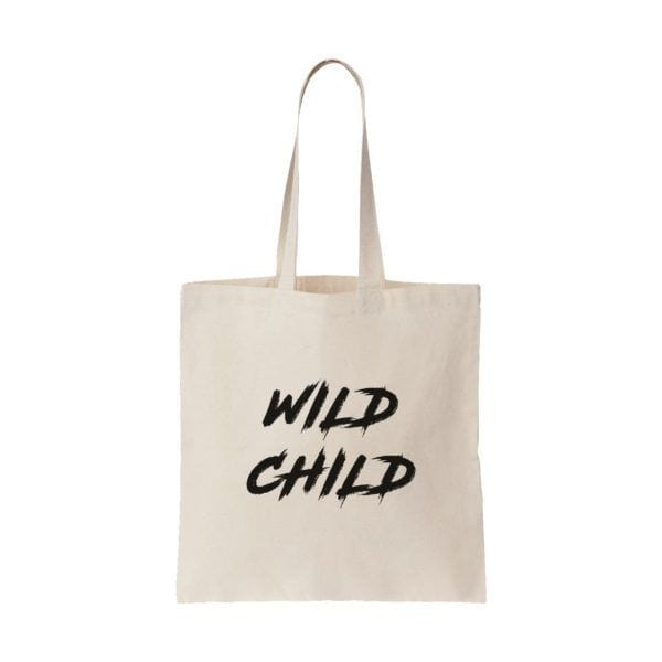 Tote bag - Wild child - Oelwein - Songes - TBWC