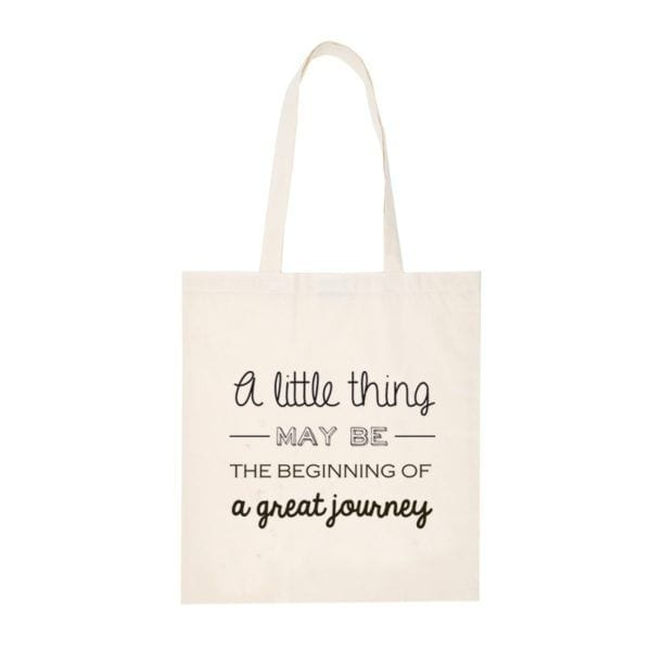 Tote bag - Little thing - Petite Mila - Songes - TOTE07