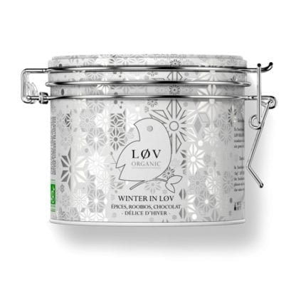 Thé en boîte - Winter in Lov