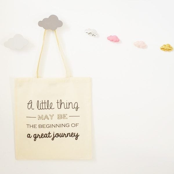 Tote bag - Little thing - Petite Mila - Songes - alittlething