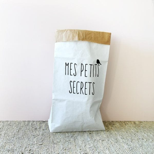 Sac en papier - Secrets - Funambulus - Songes - bag-secrets03