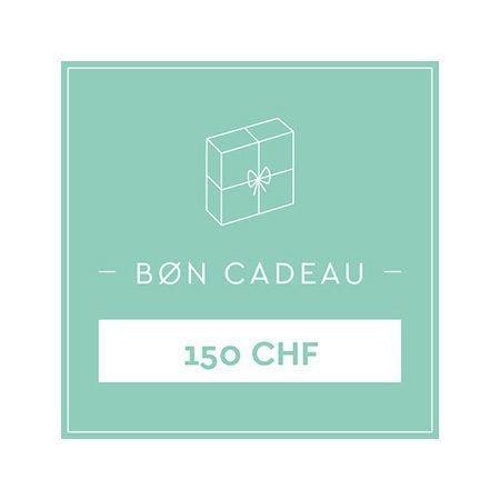 Bon cadeau 150 CHF