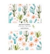 Carnet - Cactus