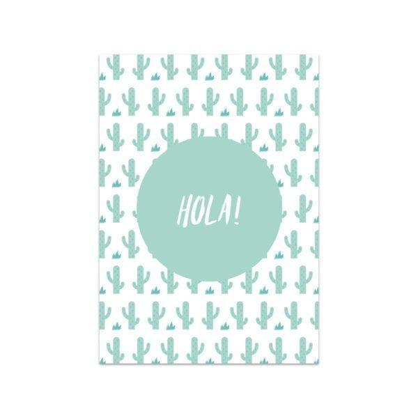 Carte de voeux - Hola! - Songes - Songes - carte-hola