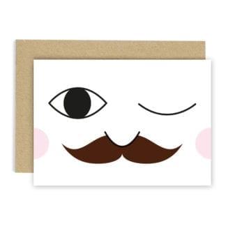 Carte de voeux - Monsieur