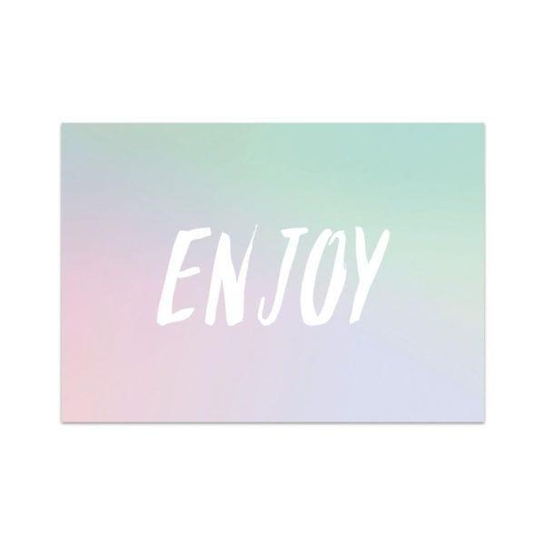 Carte de voeux - Enjoy - Songes - Songes - carte_enjoy