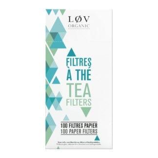Filtres à thé (100 pcs)