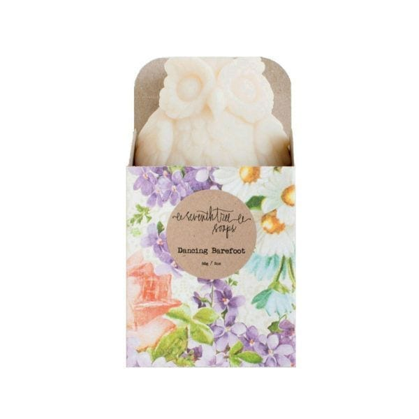 Hibou - Patchouli & Rose - Seventh Tree Soaps - Songes - hibou_patchouli_rose01
