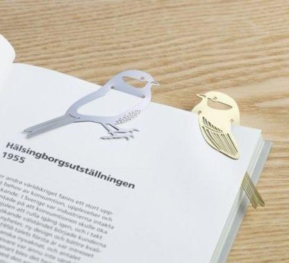 Marque-page oiseau