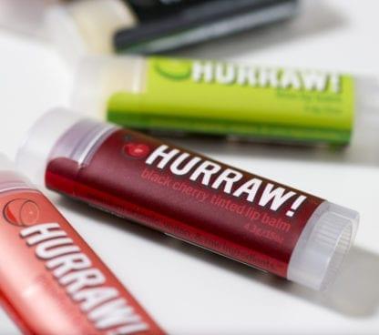 Baumes à lèvres Hurraw