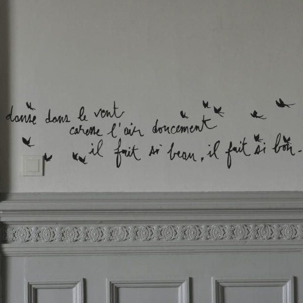 Sticker - Il fait si bon - Poetic Wall - Songes - il_fait_si_bon