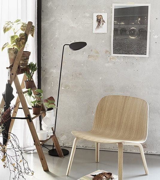 Lampadaire Leaf - Muuto - Songes - Leaf_lamp
