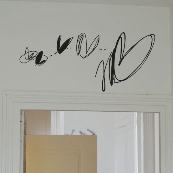 Sticker - Mon amour - Poetic Wall - Songes - mon_amour